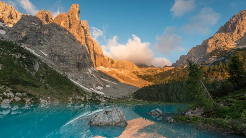 Lago Sorapis