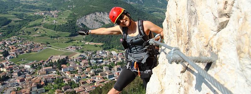 Ferrata Monte Albano